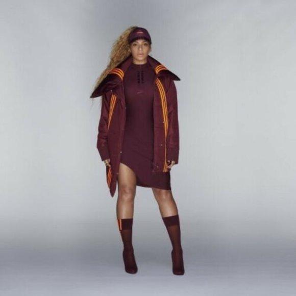 IVY PARK Jackets & Blazers - 🌻Adidas Beyoncé IVY Park Asymmetrical Coat